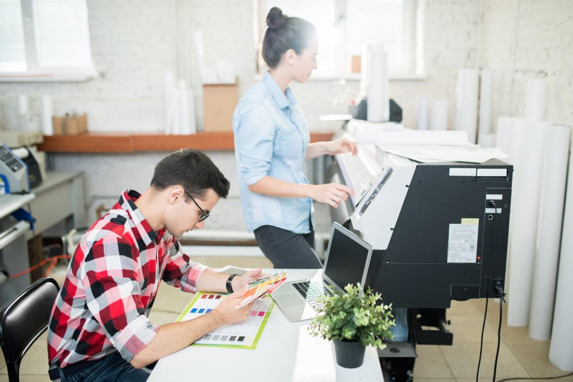 Cinco requisitos que no pueden faltar en una impresora profesional