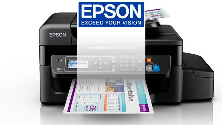 Impresora multifuncional Epson | MundOficina.com