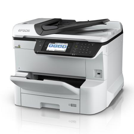 Epson WorkForce Pro WF-C8610DWF Series - Renting impresora - www.mundoficina.com