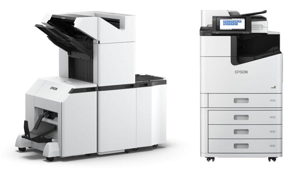 Fotocopiadora multifuncional Epson WorkForce Enterprise → www.mundoficina.com